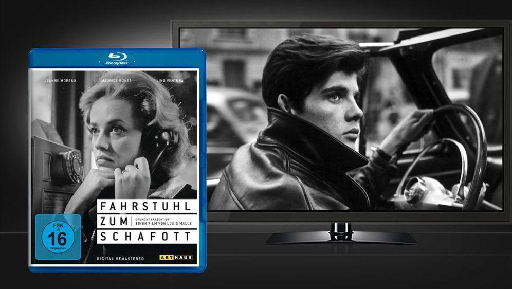 Fahrstuhl zum Schafott (Blu-ray) - Bildquelle: Foo