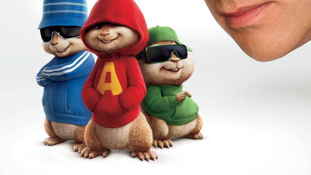 Alvin und die Chipmunks - Der Kinofilm - Bildquelle: Foo