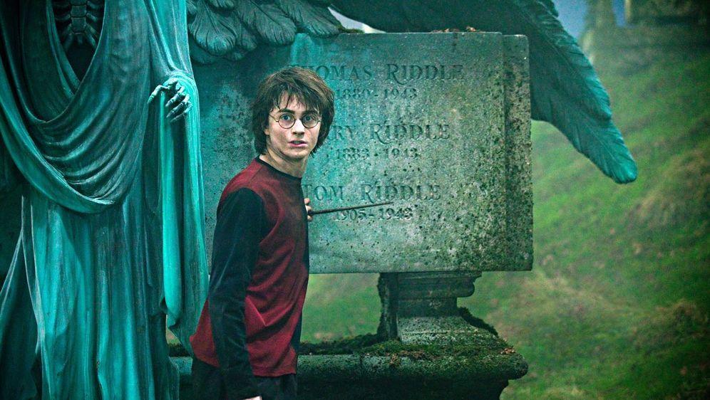 Harry Potter und der Feuerkelch - Bildquelle: Foo