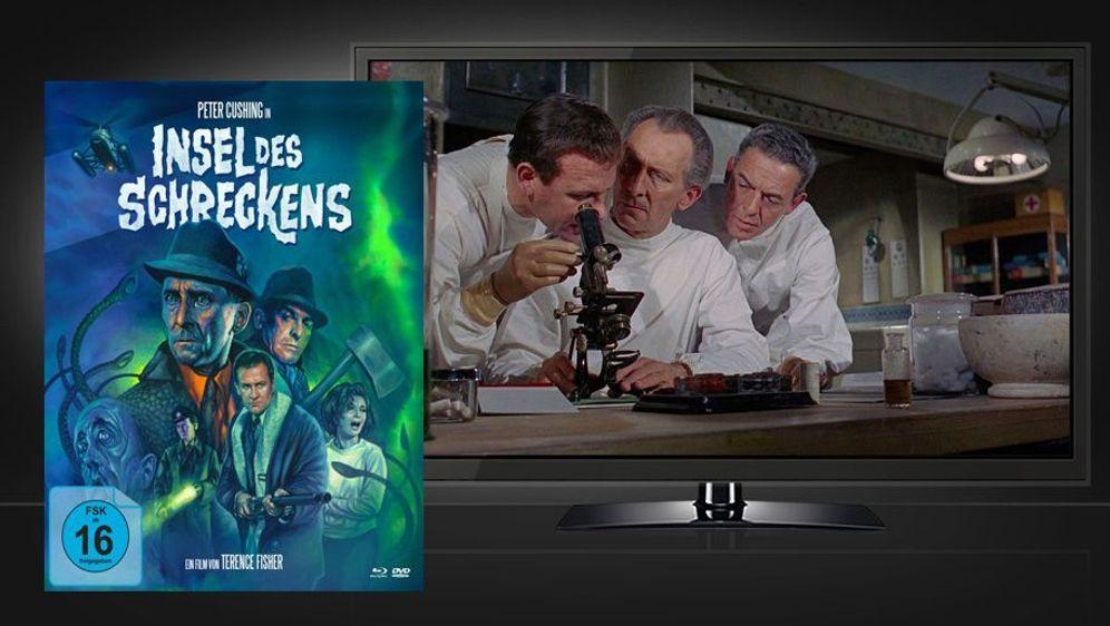 Insel des Schreckens (Blu-ray Disc) - Bildquelle: Foo