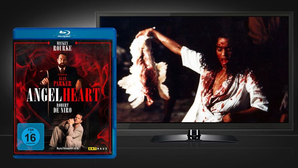 Angel Heart (Blu-ray Disc) - Bildquelle: Foo