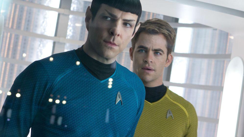 Star Trek Into Darkness - Bildquelle: Foo