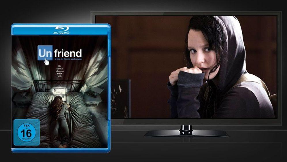 Unfriend (Blu-ray Disc) - Bildquelle: Foo