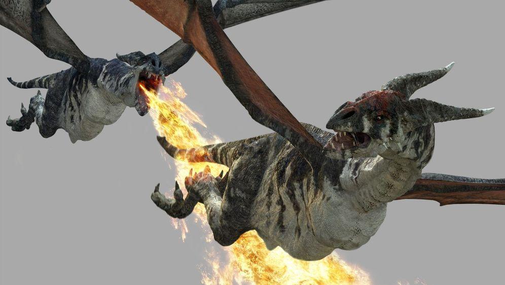 Dragon's World - Unglaubliche Entdeckung im Reich der Drachen - Bildquelle: Foo