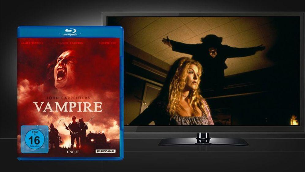 John Carpenters Vampire - Uncut (Blu-ray Disc) - Bildquelle: Foo