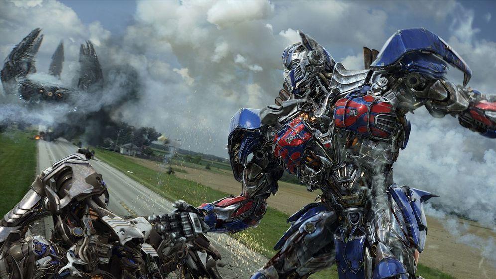 Transformers: Ära des Untergangs - Bildquelle: Foo