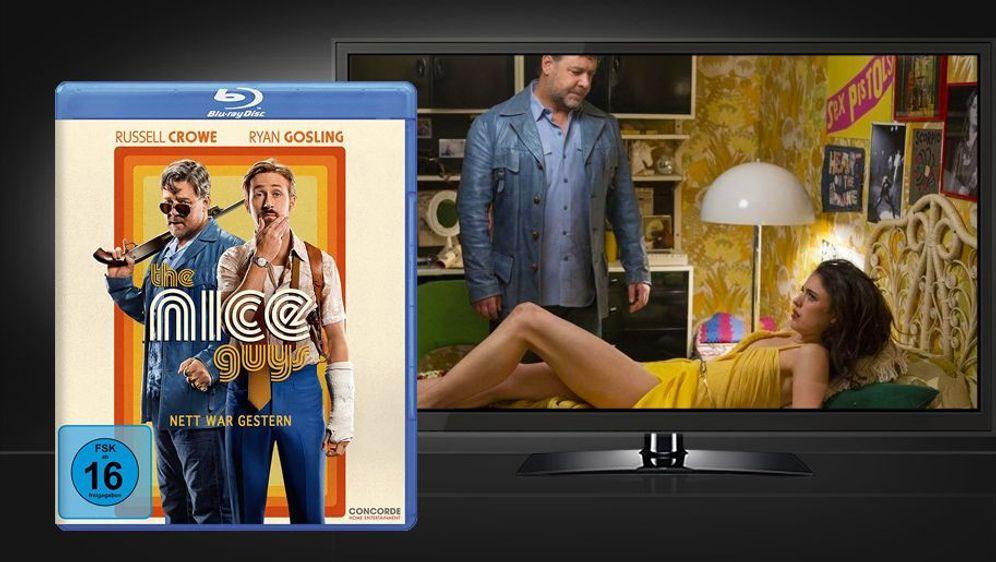 The Nice Guys (Blu-ray Disc) - Bildquelle: Foo