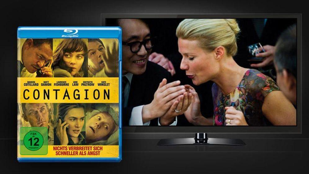 Contagion (Blu-ray Disc) - Bildquelle: Foo