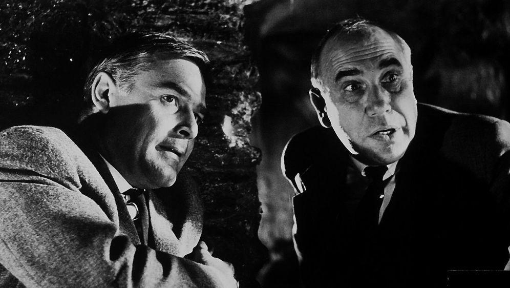 Edgar Wallace: Der schwarze Abt - Bildquelle: Foo
