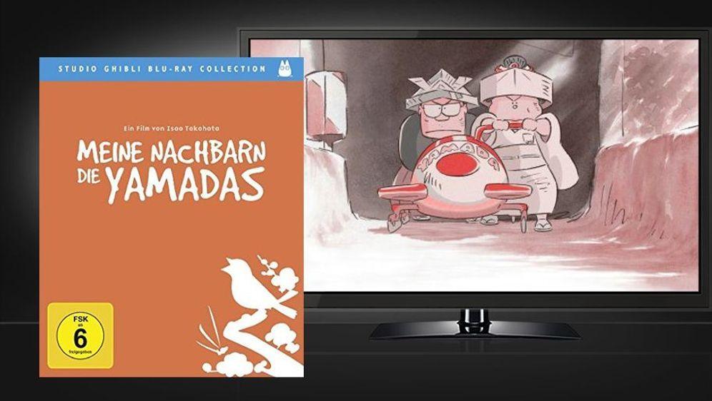 Meine Nachbarn die Yamadas (Blu-ray Disc) - Bildquelle: Foo