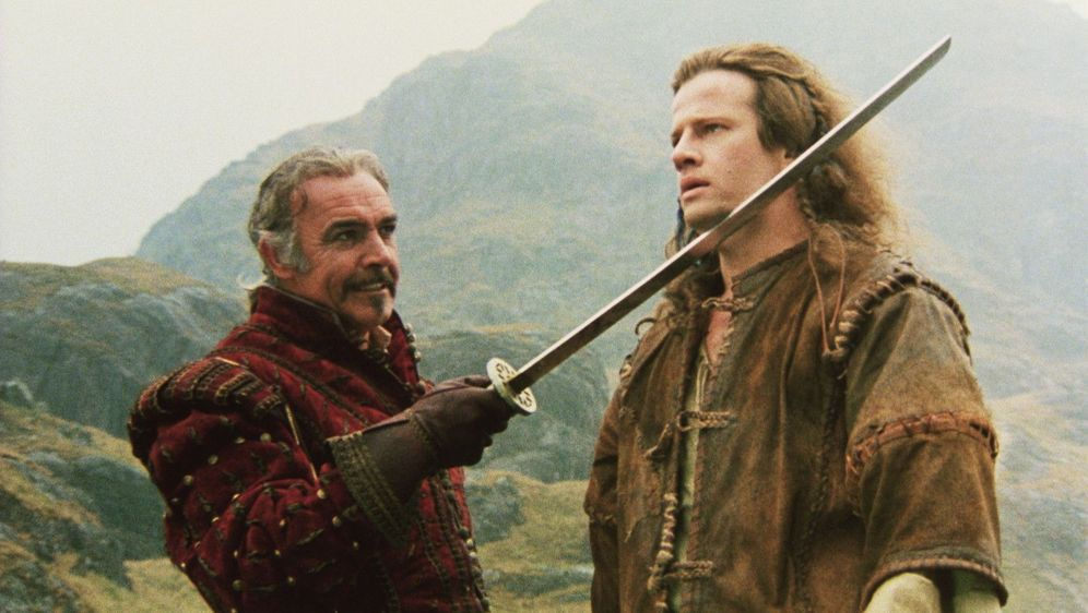 Highlander - Bildquelle: Foo
