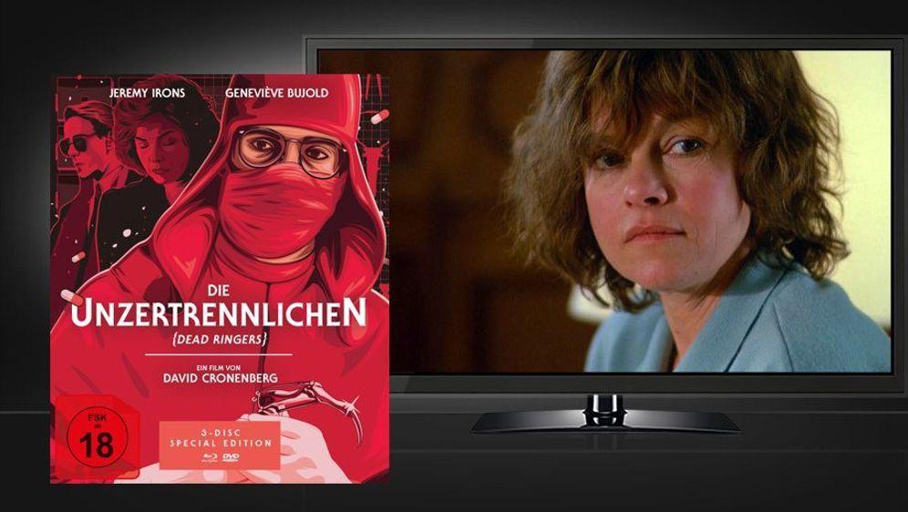 Die Unzertrennlichen (Blu-ray und DVD) - Bildquelle: Foo