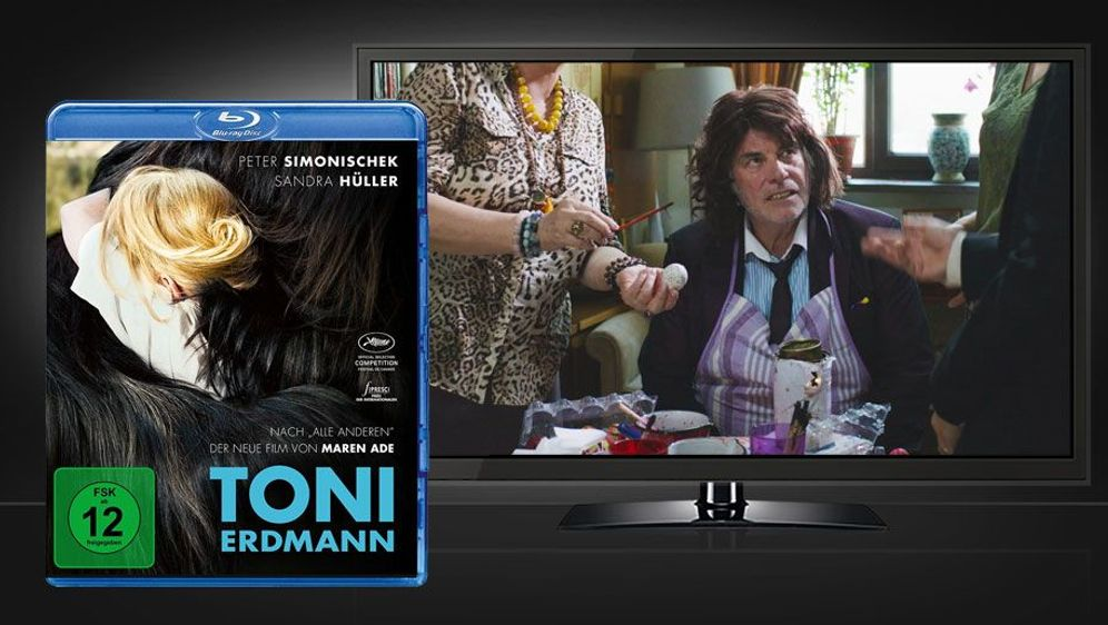Toni Erdmann (Blu-ray Disc) - Bildquelle: Foo