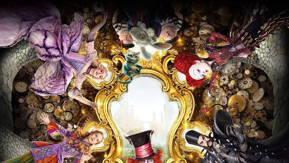Alice im Wunderland: Hinter den Spiegeln - Bildquelle: Foo
