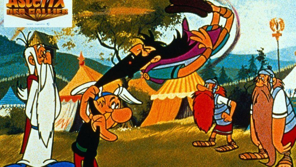 Asterix, der Gallier - Bildquelle: Foo