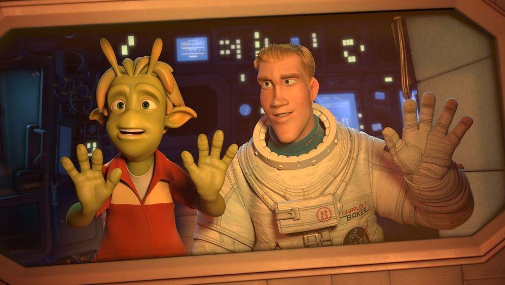 Planet 51 - Bildquelle: Foo