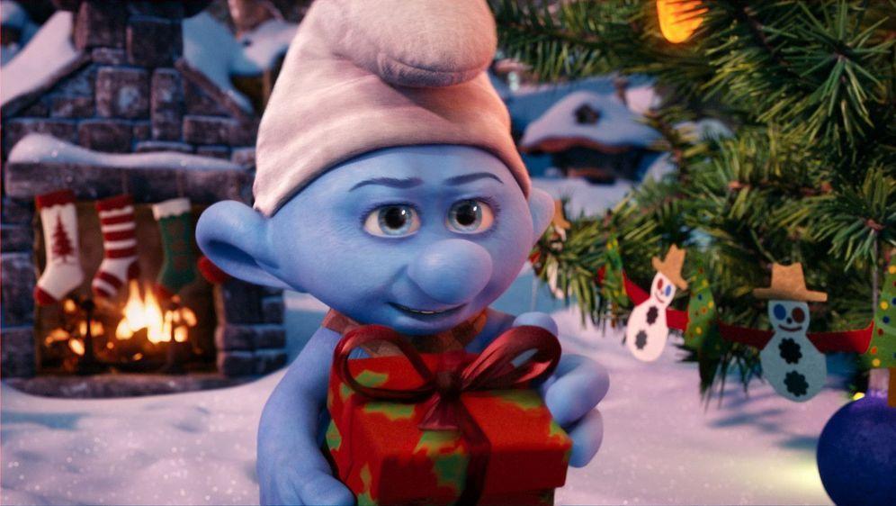 Die Schlümpfe: Eine Weihnachtsgeschichte - Bildquelle: Foo