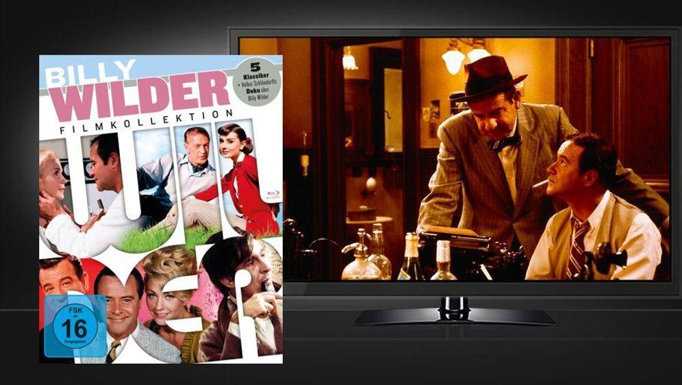 Billy Wilder Filmkollektion (Blu-ray) - Bildquelle: Foo
