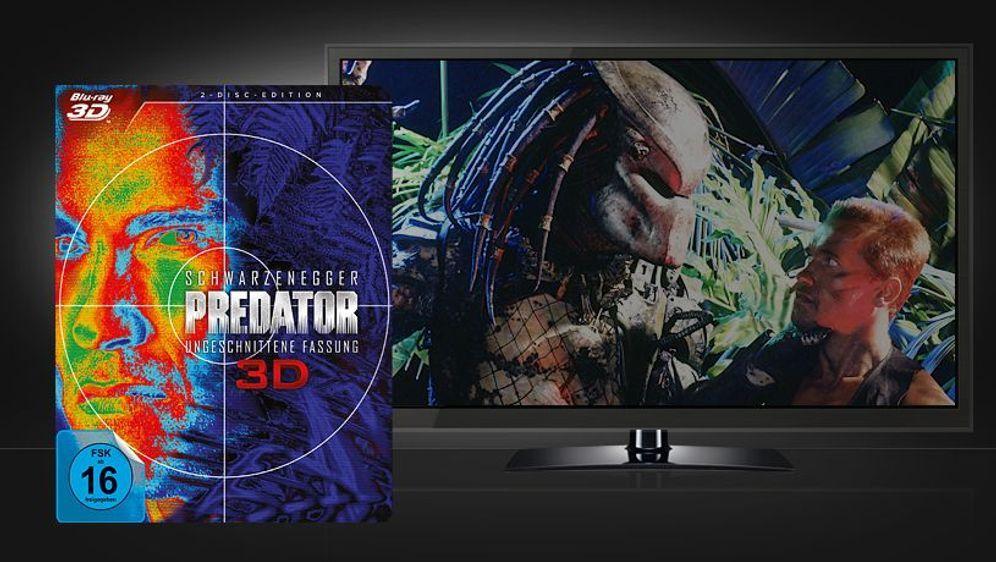 Predator (Blu-ray 3D) - Bildquelle: Foo