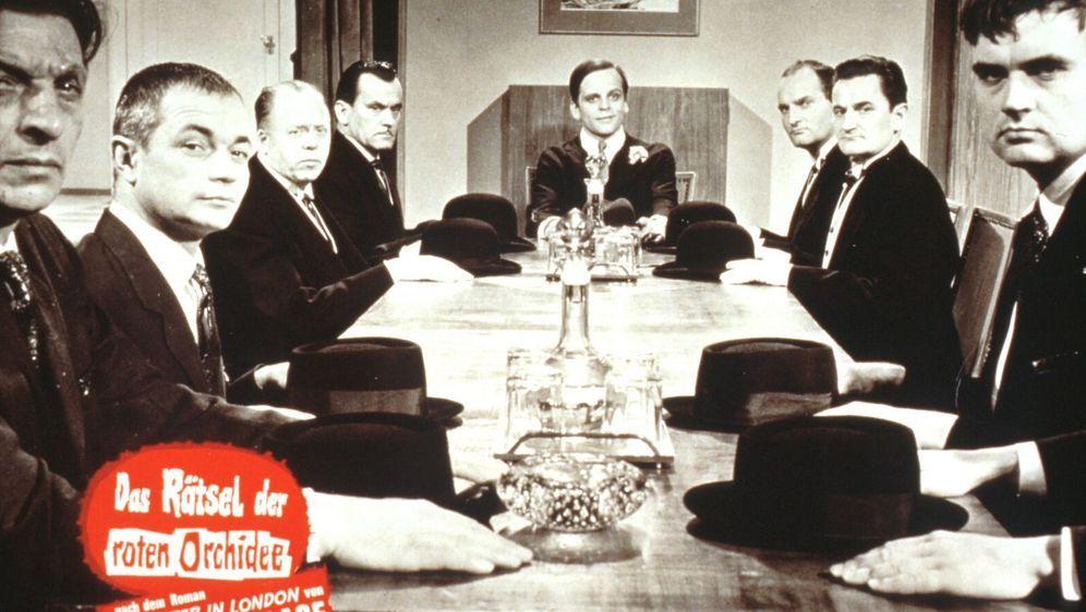 Edgar Wallace: Das Rätsel der roten Orchidee - Bildquelle: Foo