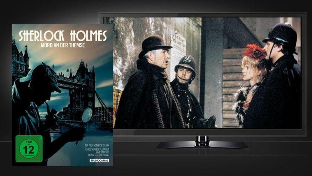 Sherlock Holmes - Mord an der Themse (DVD) - Bildquelle: Foo