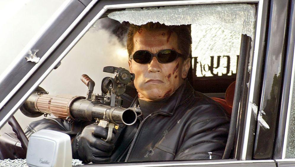 Terminator 3 - Rebellion der Maschinen - Bildquelle: Foo