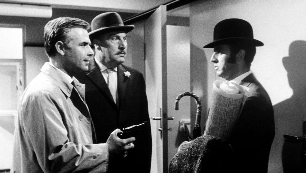Edgar Wallace: Der Hexer - Bildquelle: Foo