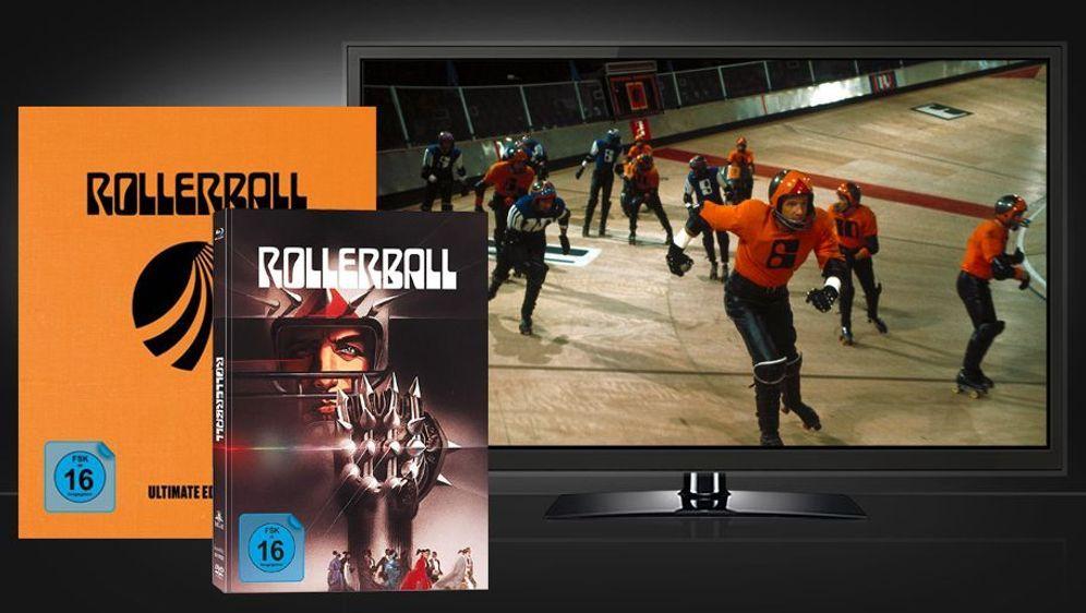 Rollerball (UHD + Blu-ray Disc) - Bildquelle: Foo