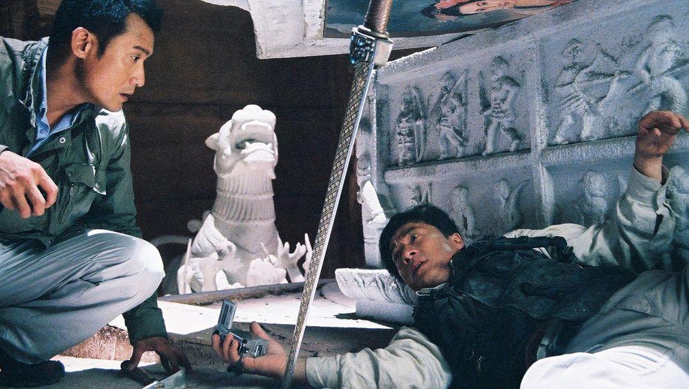 Jackie Chan's Der Mythos - Bildquelle: Foo