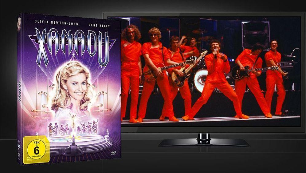 Xanadu (Mediabook Blu-ray + DVD) - Bildquelle: Foo