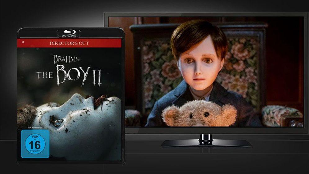 Brahms - The Boy II (Mediabook UHD+Blu-ray) - Bildquelle: Foo