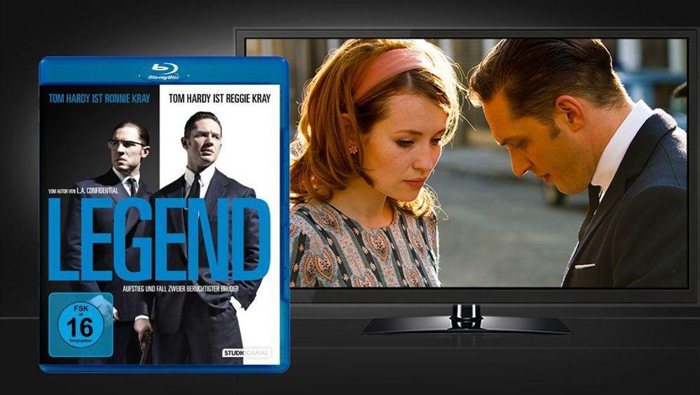 Legend (Blu-ray Disc) - Bildquelle: Foo