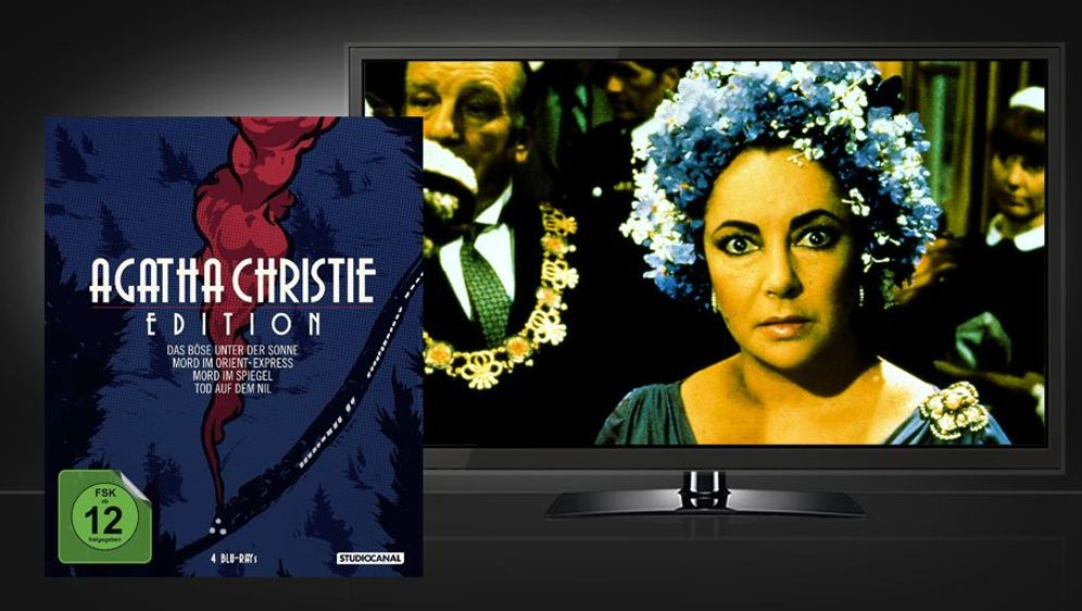 Agatha Christie Edition (Blu-ray) - Bildquelle: Foo