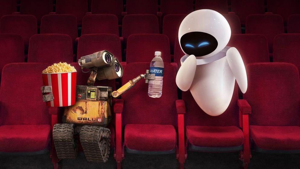 Wall-E - Der Letzte räumt die Erde auf - Bildquelle: Foo