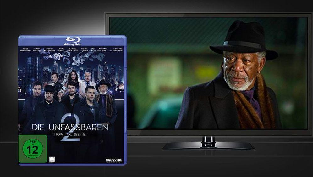 Die Unfassbaren 2 (Blu-ray) - Bildquelle: Foo