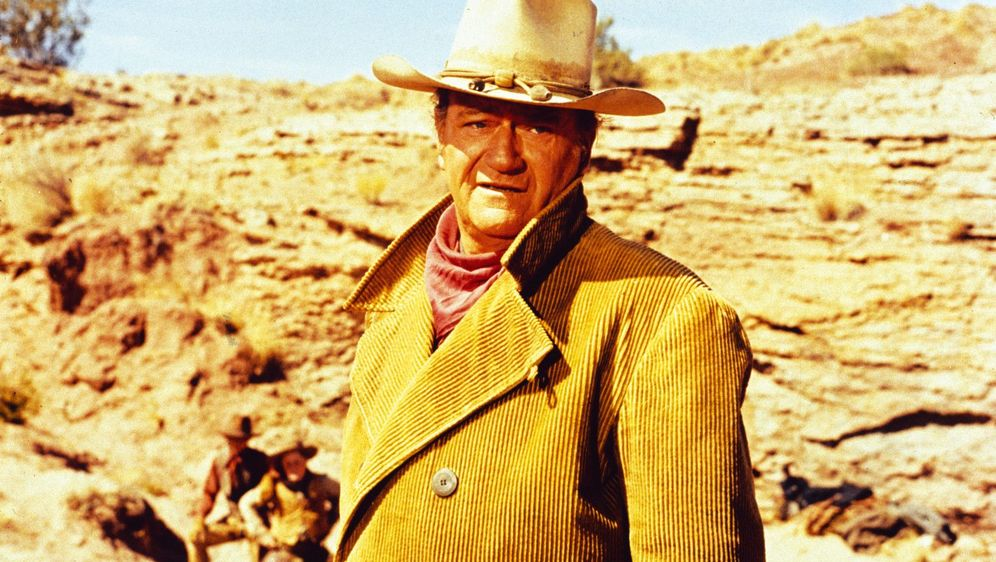 Die Cowboys - Bildquelle: Foo