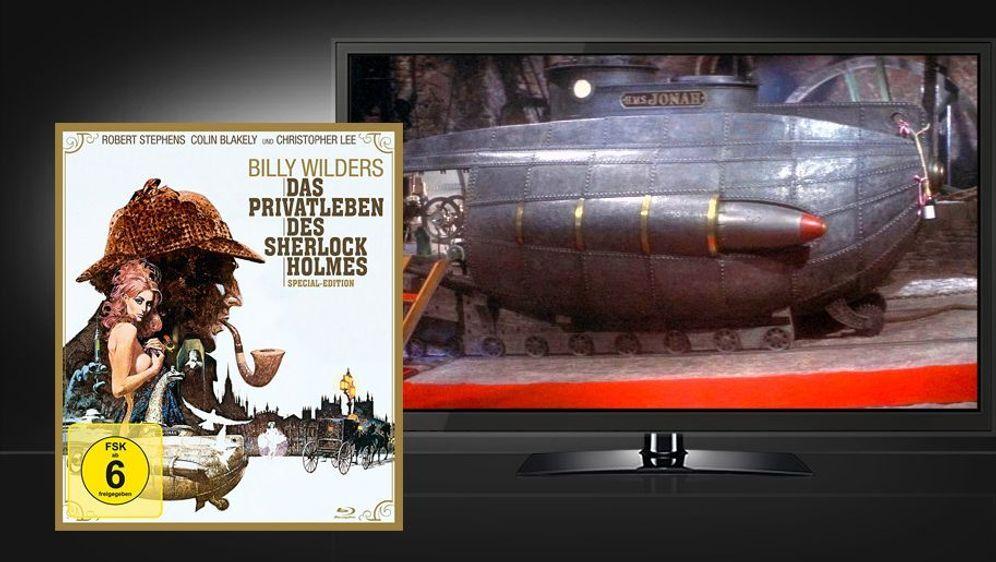 Das Privatleben des Sherlock Holmes (Special Edition Blu-ray) - Bildquelle: Foo