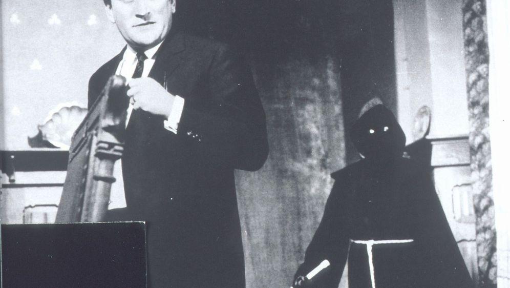Edgar Wallace: Der unheimliche Mönch - Bildquelle: Foo
