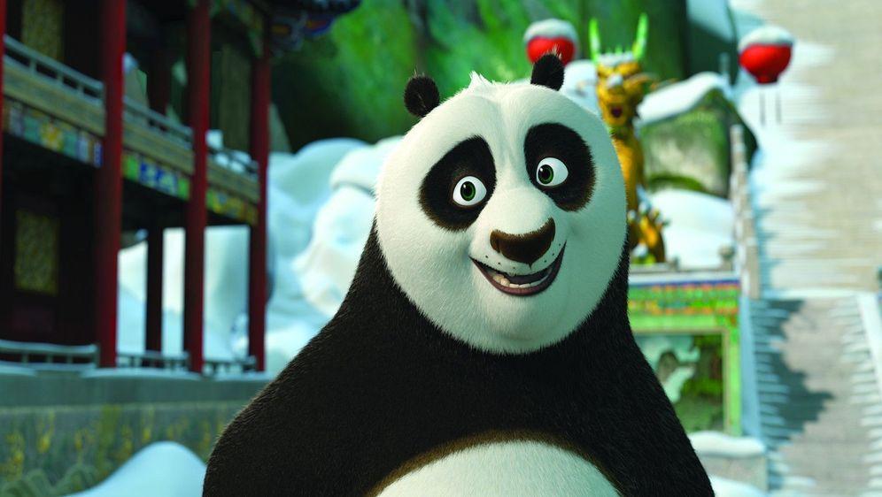 Kung Fu Panda: Ein schlagfertiges Winterfest - Bildquelle: Foo