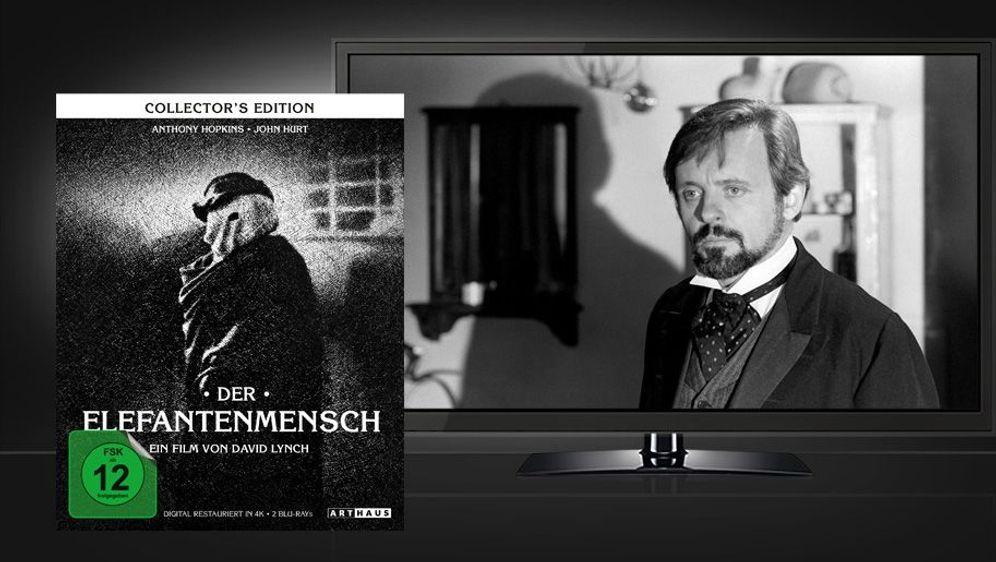 Der Elefantenmensch - Collector's Edition (Blu-ray Disc) - Bildquelle: Foo