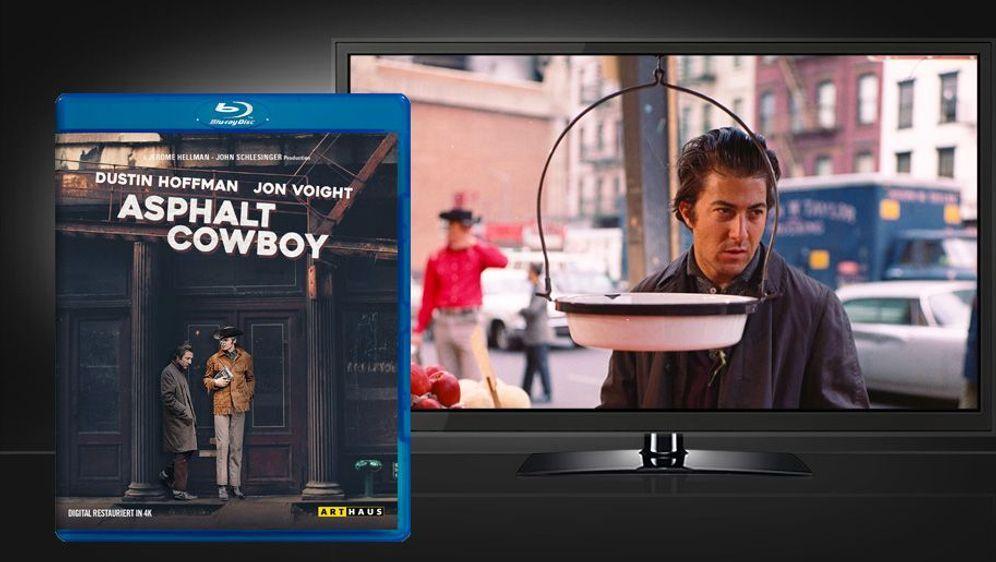 Asphalt Cowboy (Blu-ray Disc) - Bildquelle: Foo