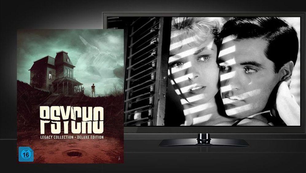 Psycho Legacy Collection (Blu-ray Box) - Bildquelle: Foo