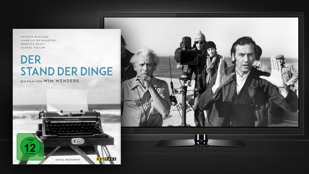 Der Stand der Dinge (Blu-ray Disc) - Bildquelle: Foo