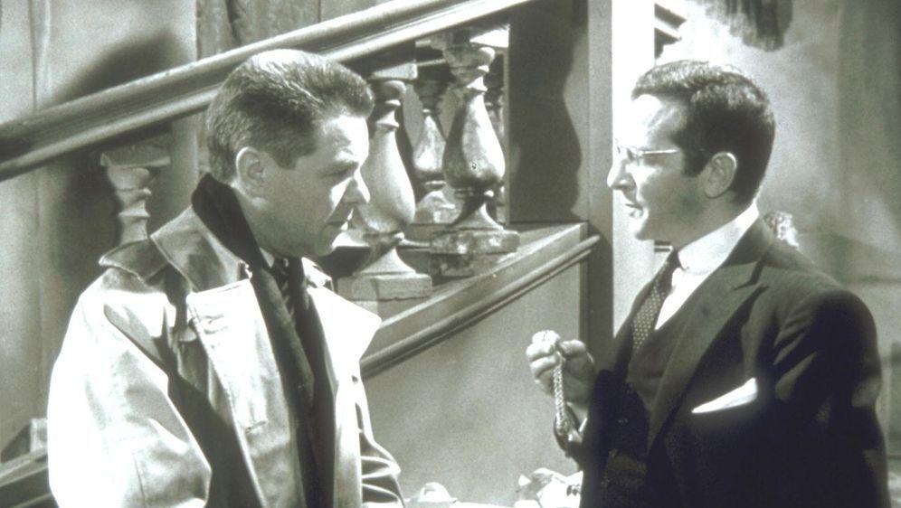 Edgar Wallace: Die Tür mit den sieben Schlössern - Bildquelle: Foo