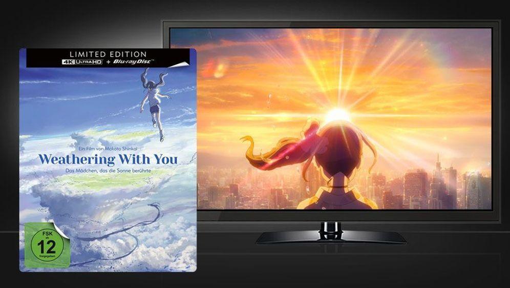 Weathering With You (4K UHD + Blu-ray Disc) - Bildquelle: Foo