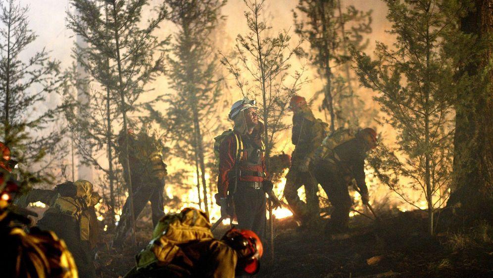 Wildfires - Lauffeuer - Bildquelle: Foo