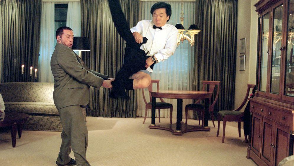 The Tuxedo - Gefahr im Anzug - Bildquelle: Foo