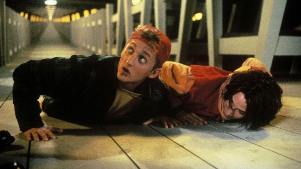 Bill und Teds verrückte Reise in die Zukunft - Bildquelle: Foo