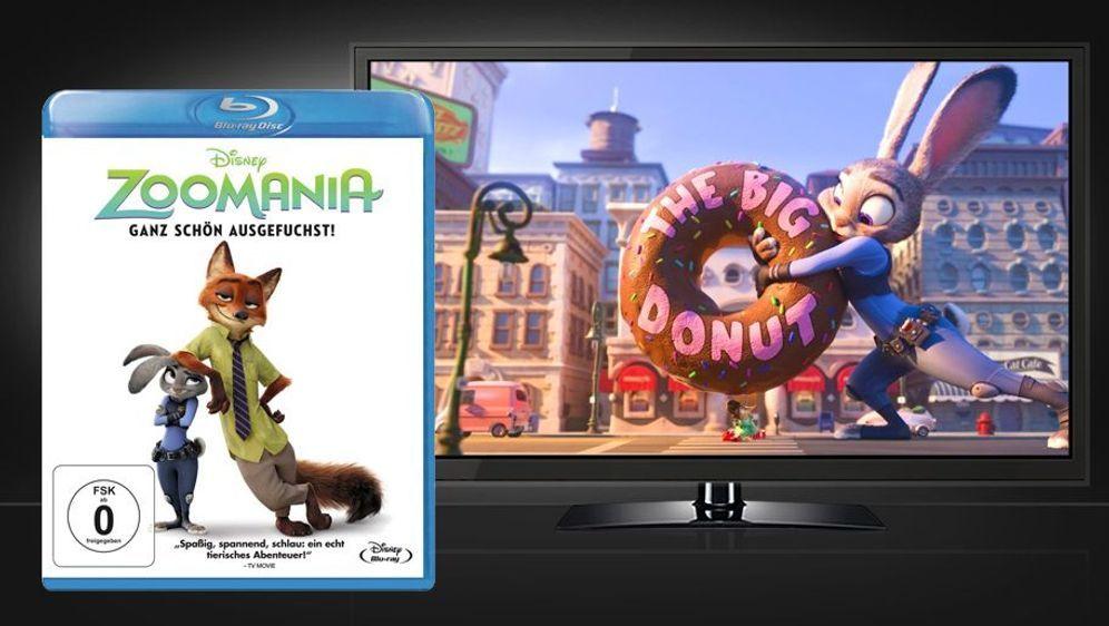 Zoomania (Blu-ray Disc 3D) - Bildquelle: Foo