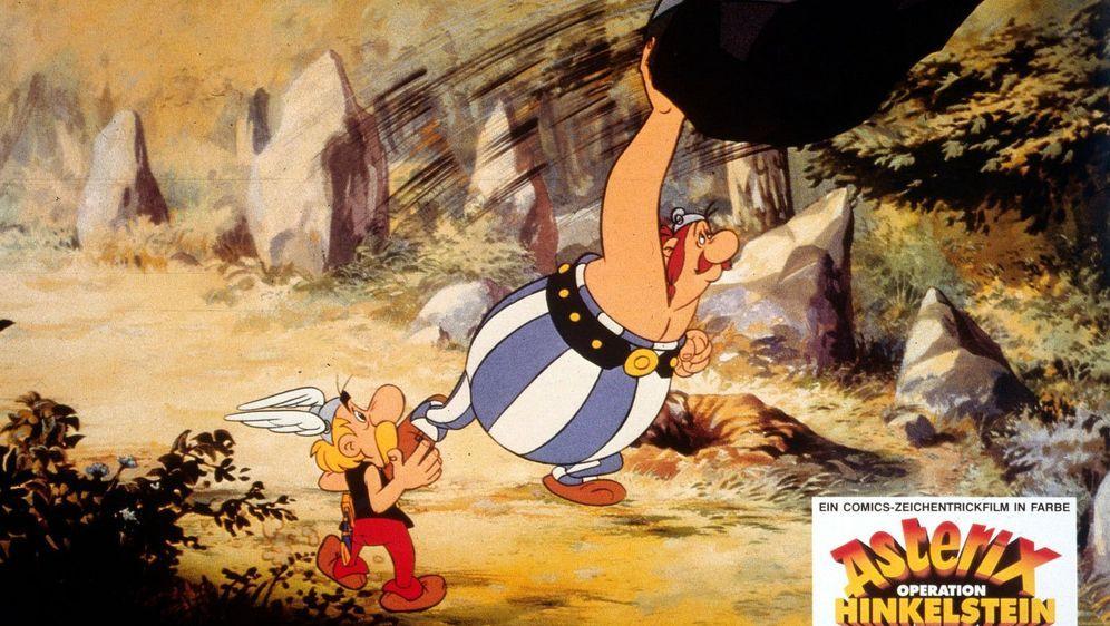 Asterix - Operation Hinkelstein - Bildquelle: Foo